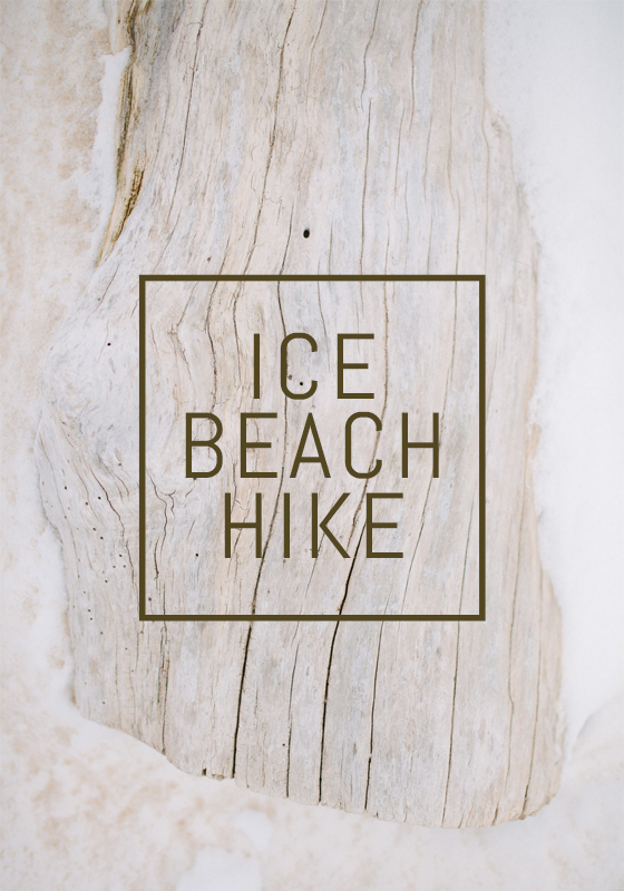 The Fresh Exchange Blog | Leelanau Ice Beach Hike