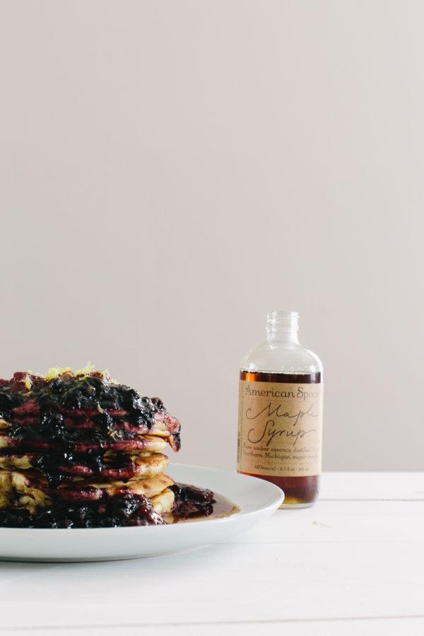 American Spoon Pancakes