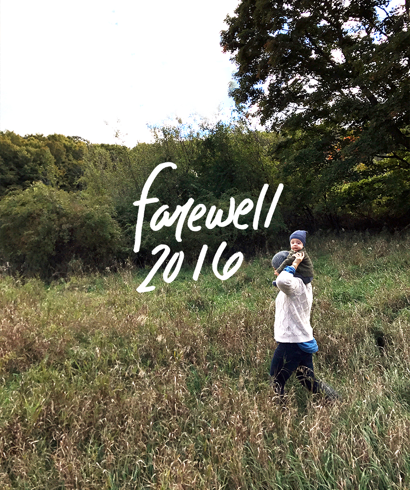 Farewell 2016  |  The Fresh Exchange