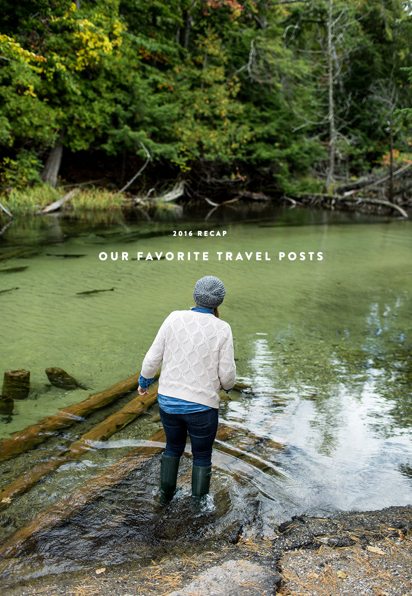Recap 2016: Top Travel Posts | The Fresh Exchange