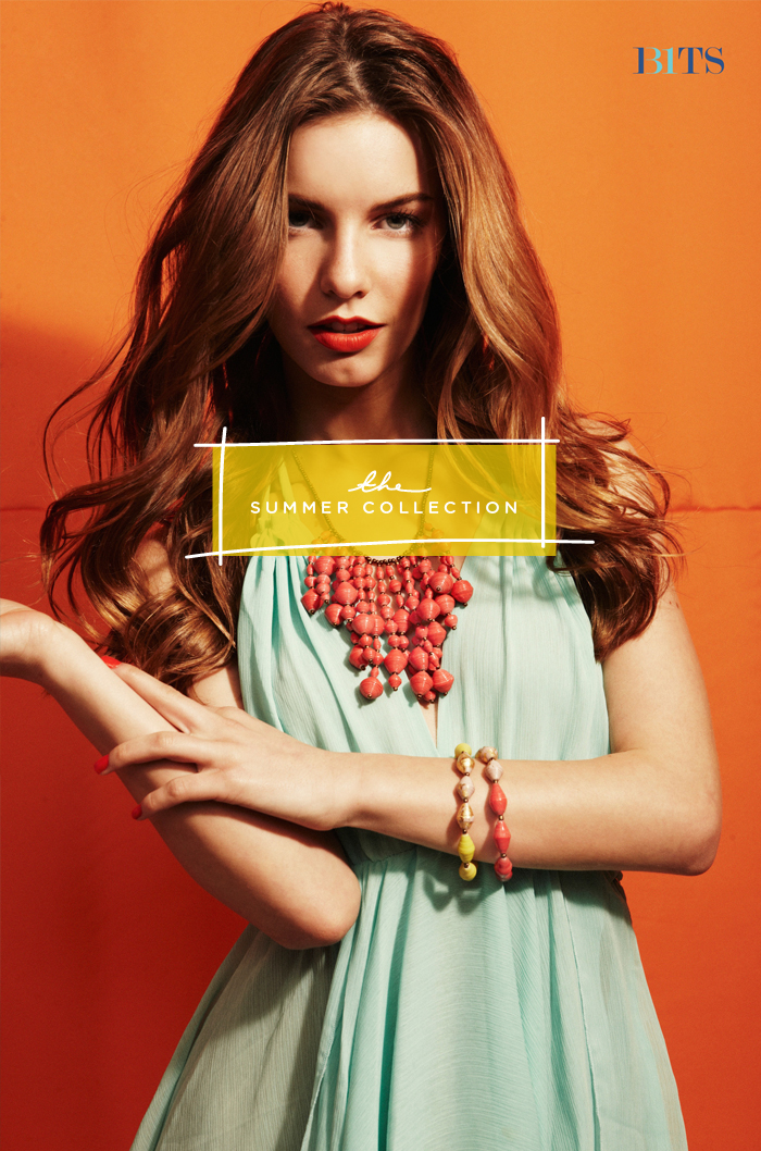 31 bits, companies for good, collaboration, summer collection, accessories, jewelry