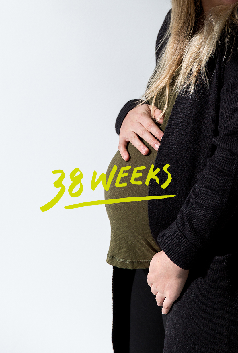 38 Week Pregnant Style | The Fresh Exchange