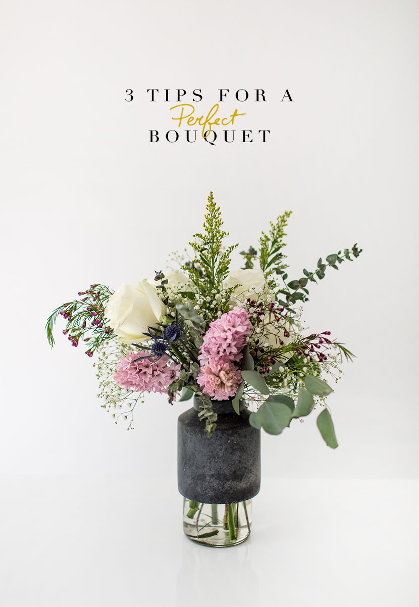 3 tips for making a perfect bouquet everytime fresh exchange 3 tips for a perfect bouquet every time the fresh exchange izmirmasajfo