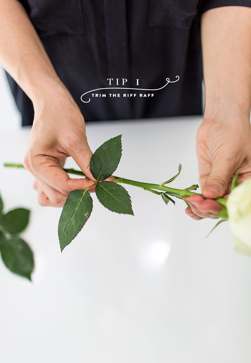 3 Tips for a Perfect Bouquet Every Time | The Fresh Exchange