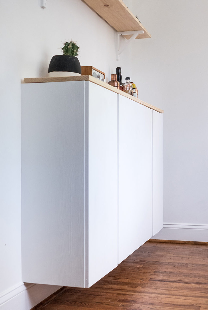 Diy Ikea Kitchen Cabinet The Fresh Exchange