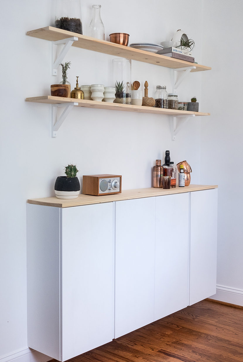 DIY Ikea Kitchen Cabinet | Fresh Exchange