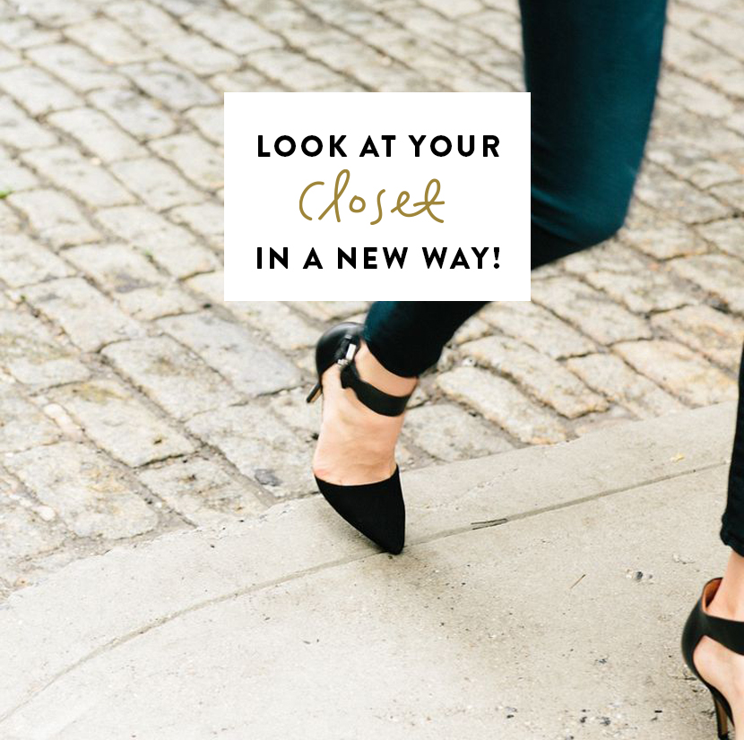 A New Look at Your Closet  |  The Fresh Exchange