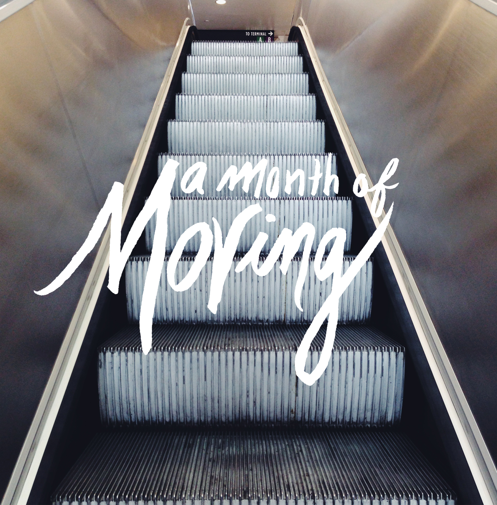 A Month of Moving  |  The Fresh Exchange