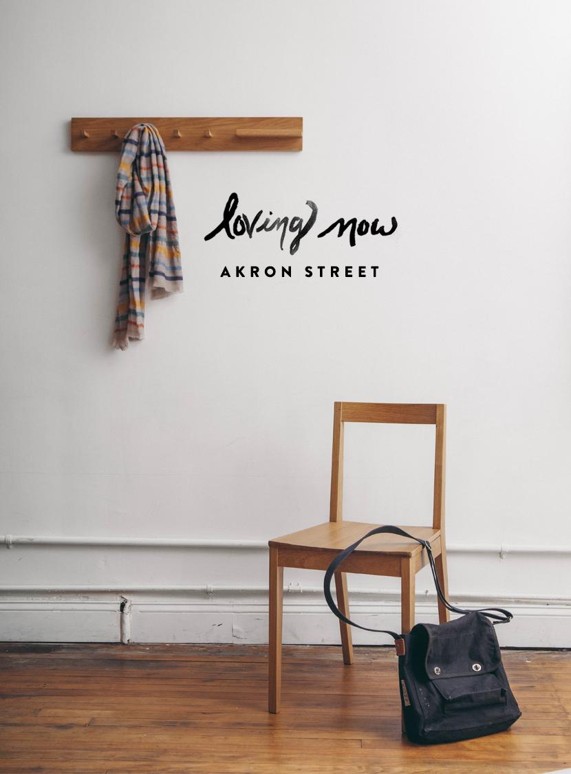 Loving Now: Akron Street | The Fresh Exchange