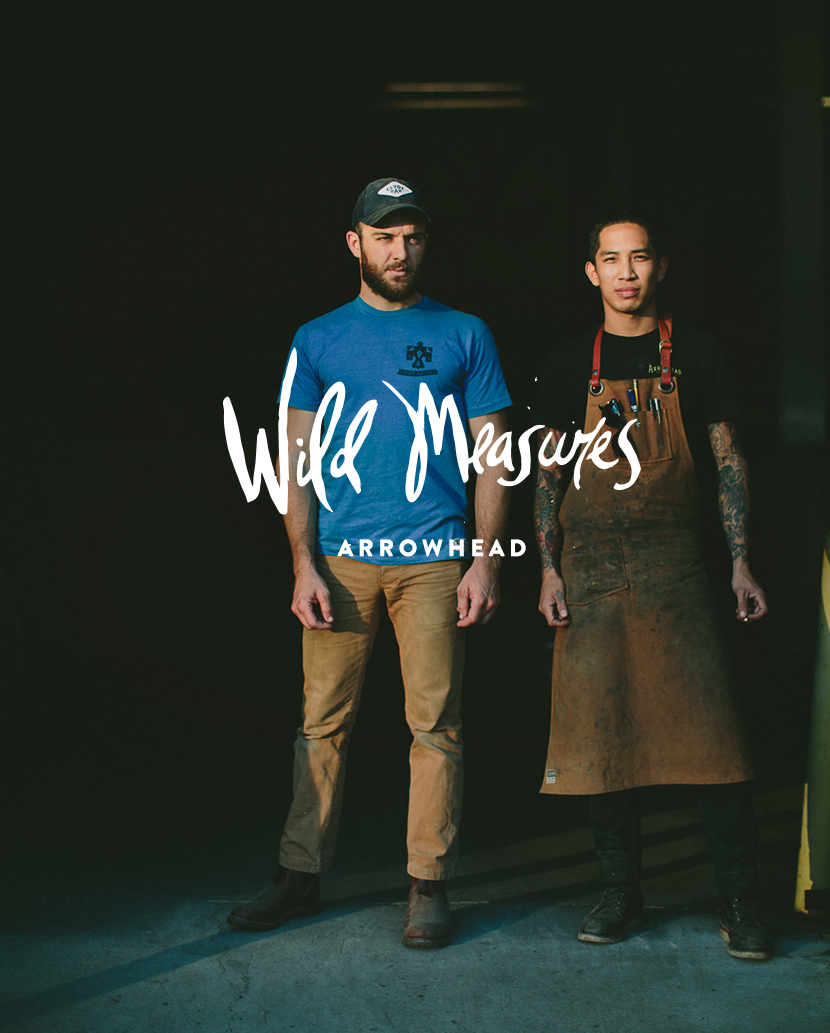 Wild Measures: Arrowhead  |  The Fresh Exchange