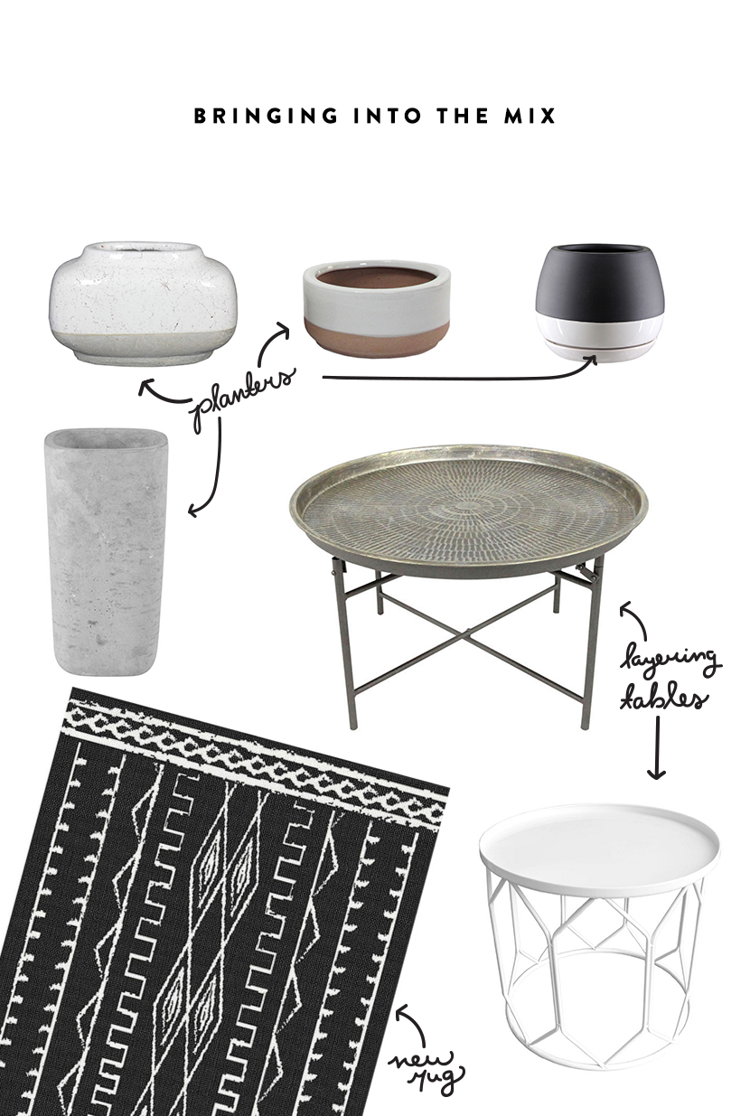 An Outdoor Revamp with At Home: Shopping | The Fresh Exchange