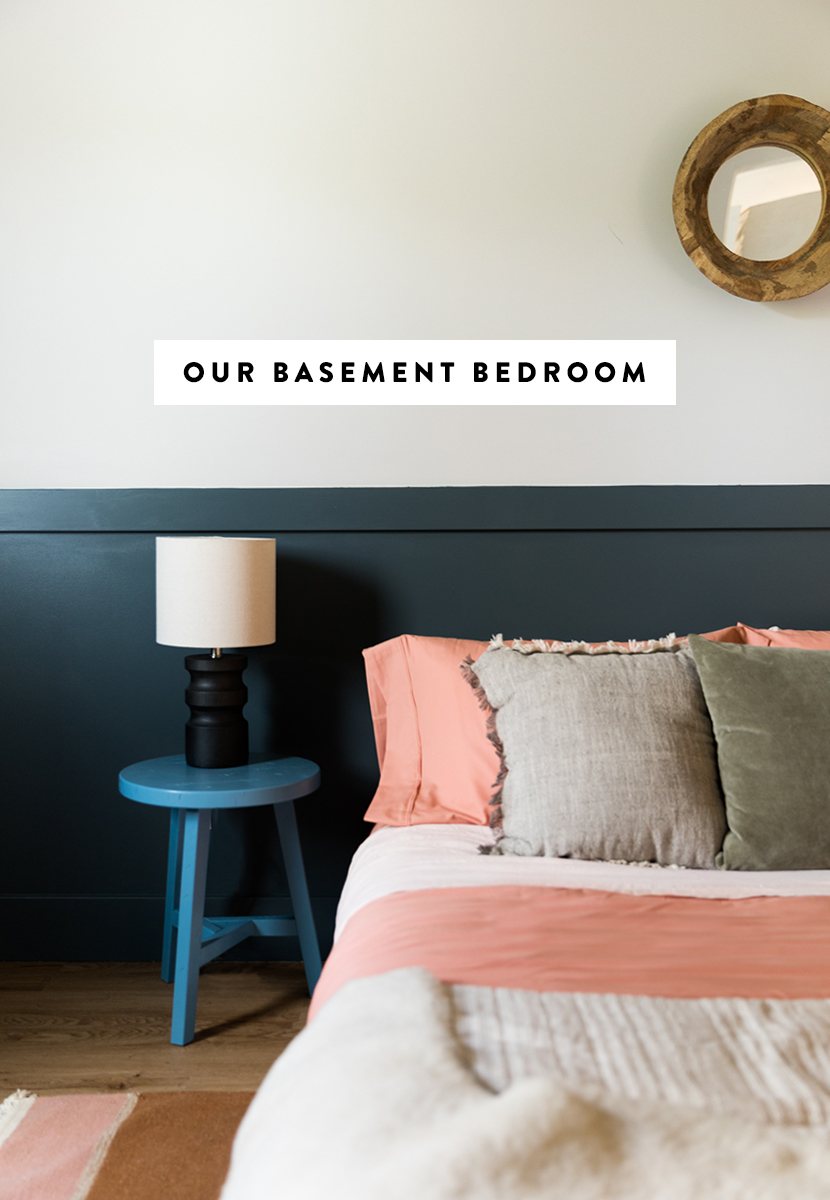 Creating A Beautiful And Stylish Basement Bedroom Isnu0027t Easy. See How We Did