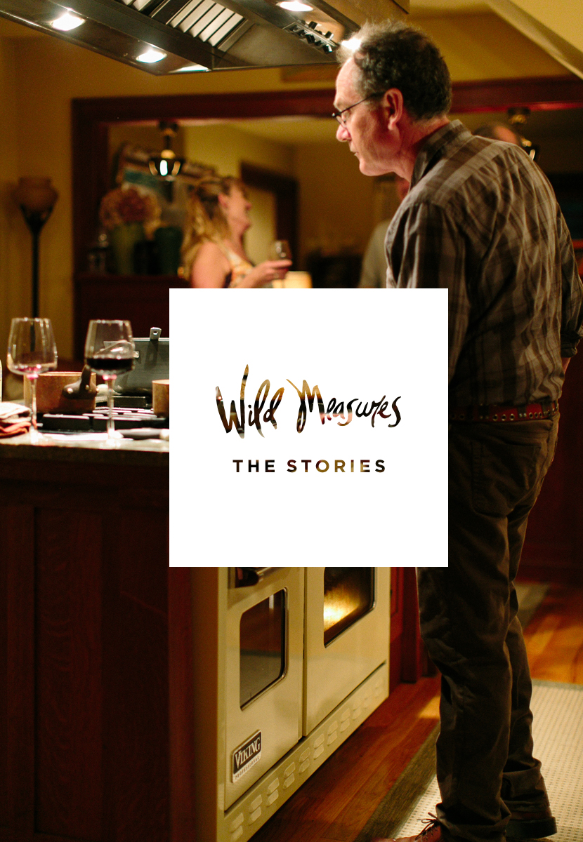 Wild Measures - The Stories : Baabaazuzu  |  The Fresh Exchange