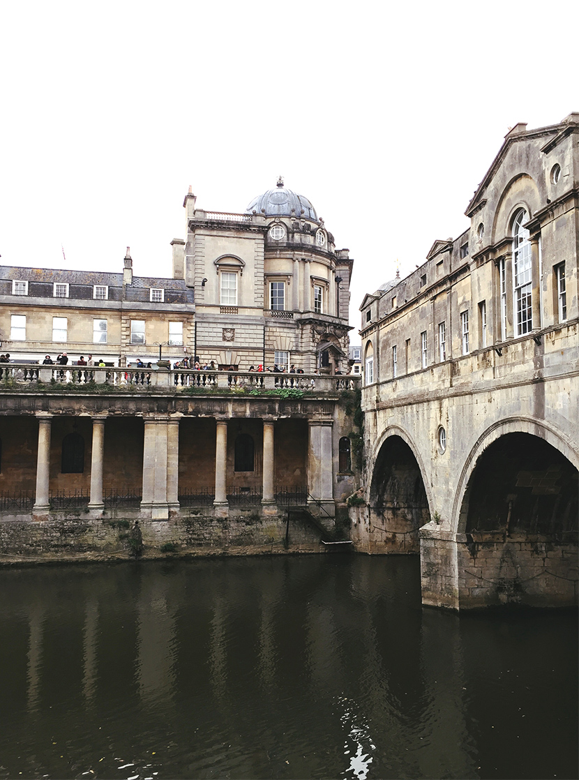 A Weekend Trip to Bath, England | The Fresh Exchange