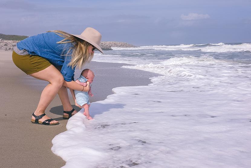 A Beach Trip | The Fresh Exchange