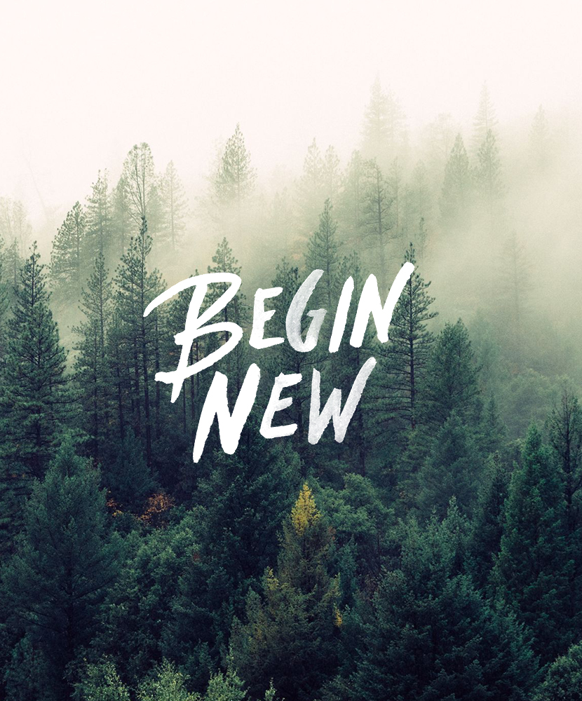 Monday Words: Begin New | The Fresh Exchange