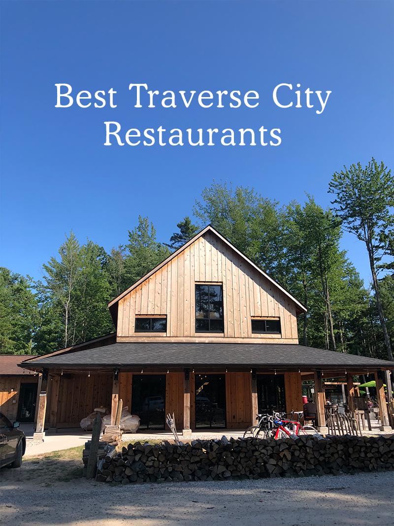 Best Traverse City Restaurants