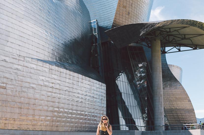 Bilbao, Spain at the Guggenheim: Day 10  |  The Fresh Exchange