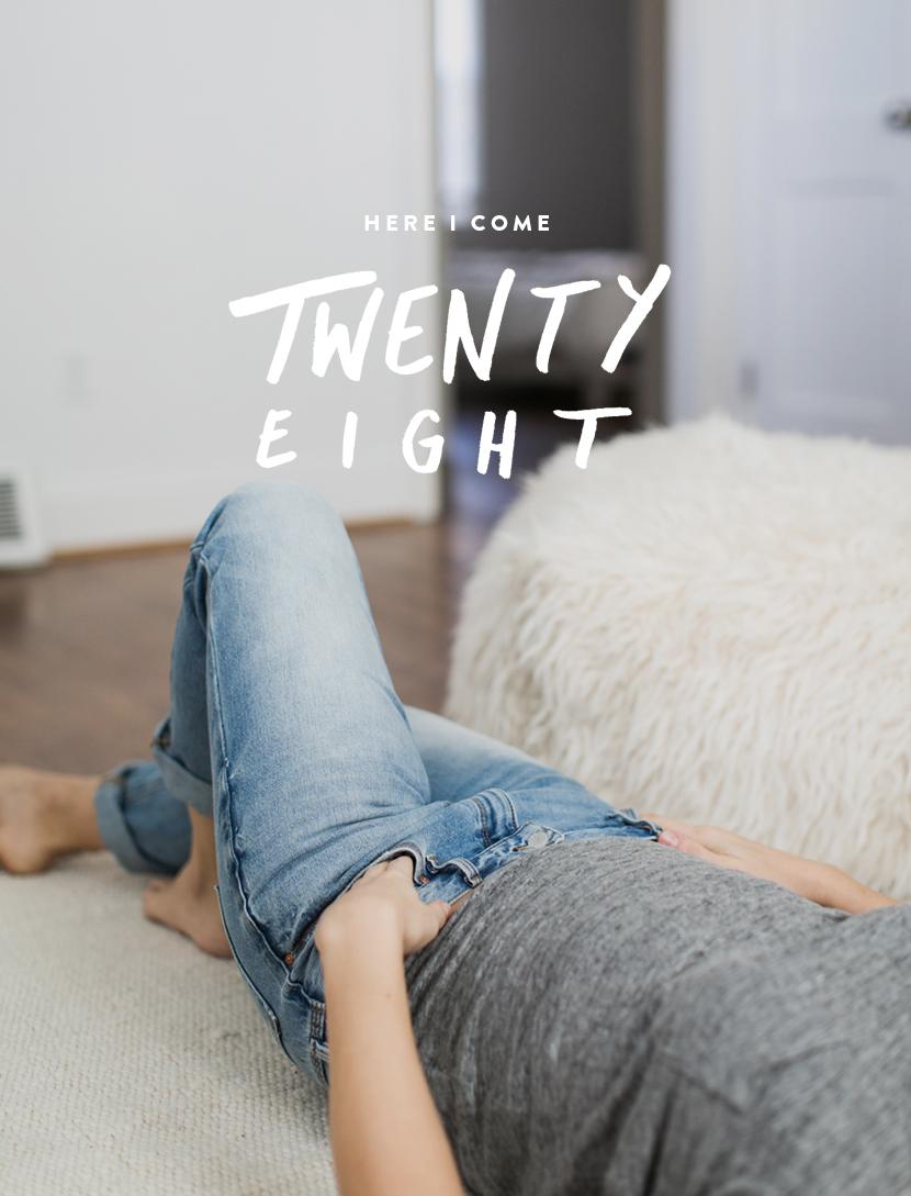 Twenty Eight  |  The Fresh Exchange