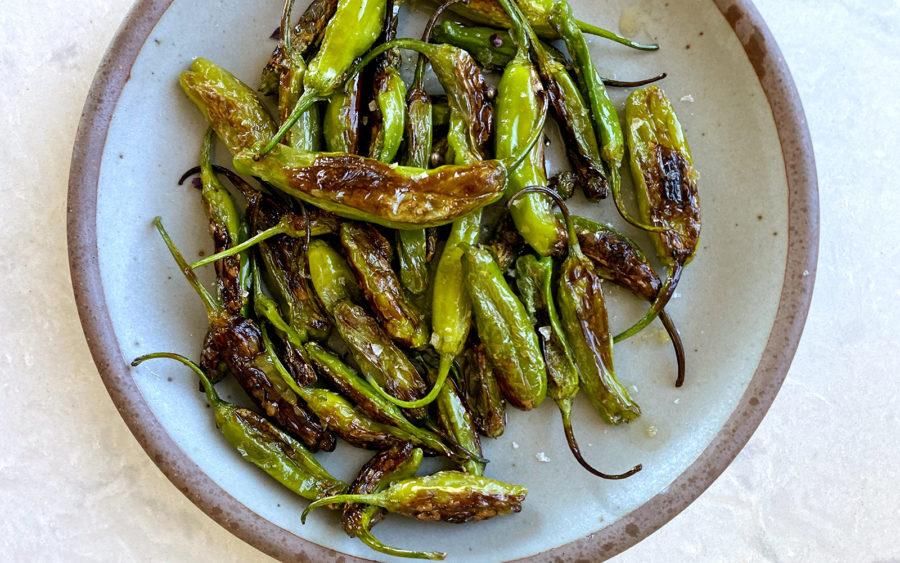 Blistered Shishito Pepper Recipe - Fresh Exchange