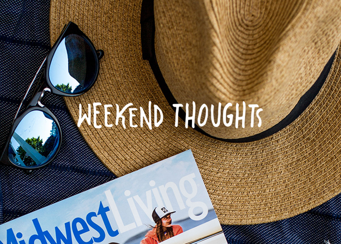 Weekend Thoughts + a Feature in Midwest Living | The Fresh Exchange