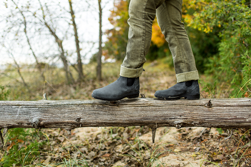 Wandering The Shore With Blundstone And Zappos Fresh