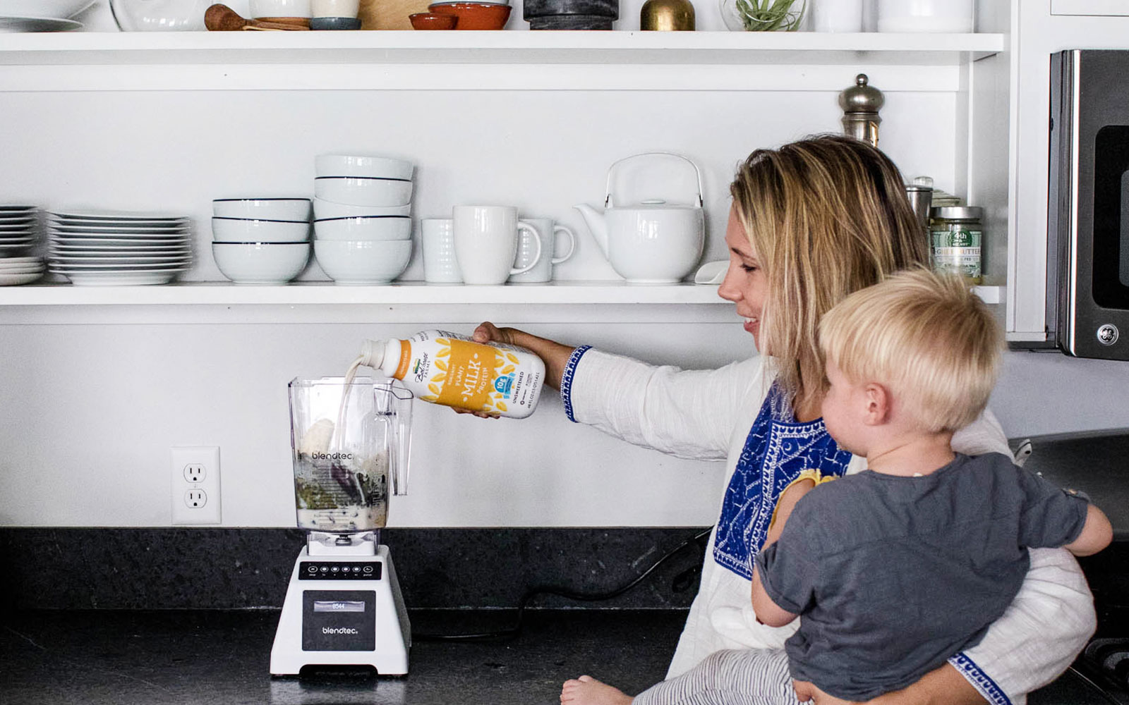 Protein for the Every Day. The Best way to get protein in kids. More on The Fresh Exchange.
