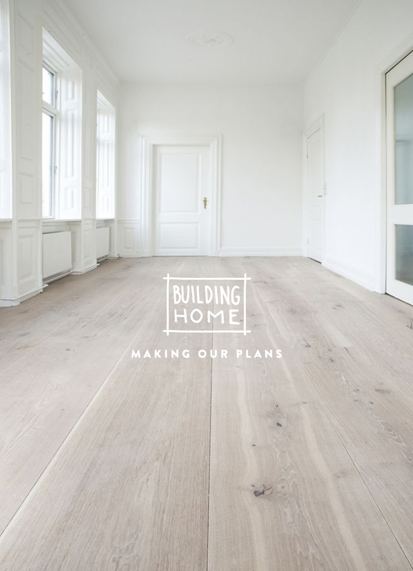 Building Home: Creating Our Plans  |  The Fresh Exchange