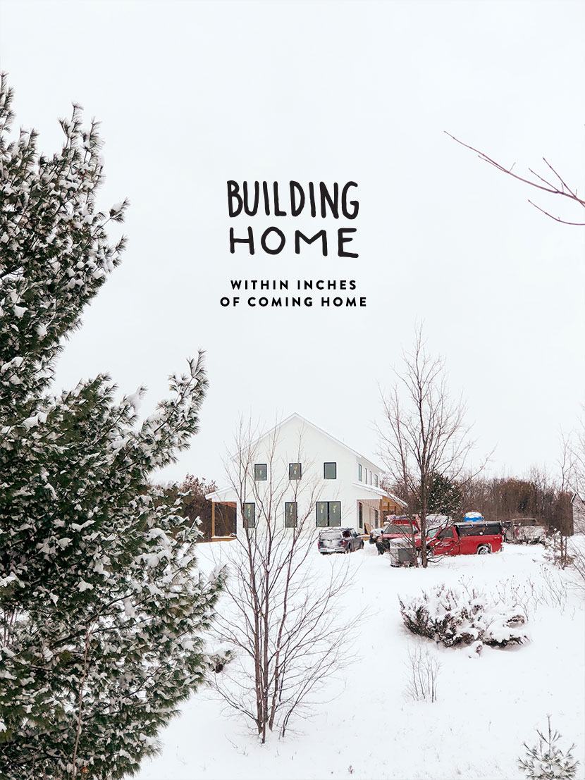 Building a Modern Scandinavian Farmhouse in Northern Michigan. More on The Fresh Exchange.