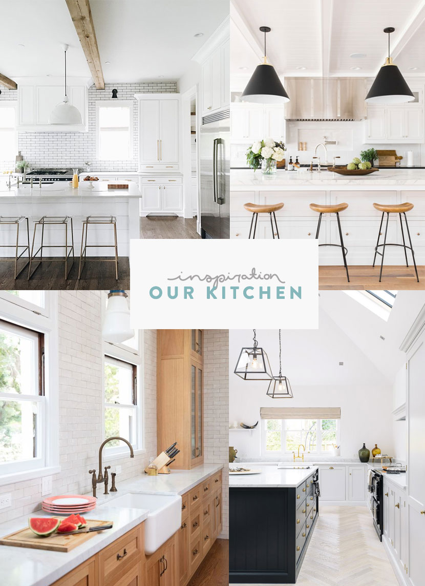 Modern Farmhouse Style Kitchen Using Minimal Details And Recycled Tile In A  Neutral Palette. See