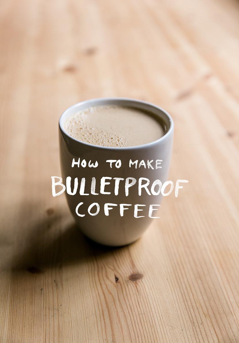How to Make Bulletproof Coffee | The Fresh Exchange