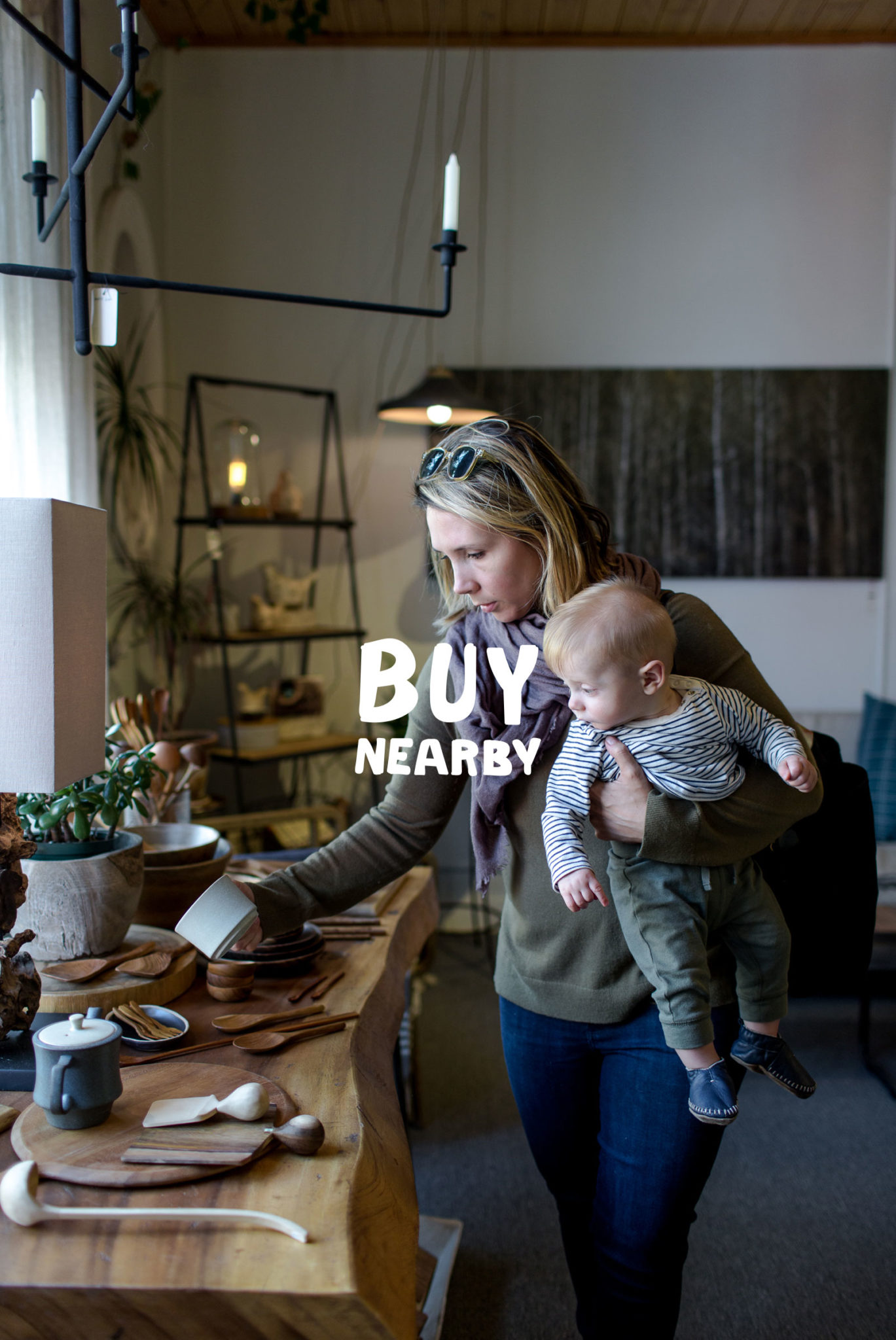 Buy Local with Buy Nearby | The Fresh Exchange
