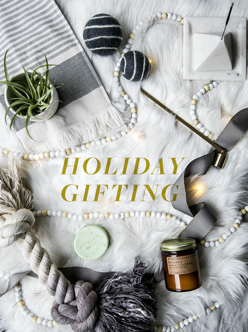 The best under $50 holiday gifts from CB2 on The Fresh Exchange.