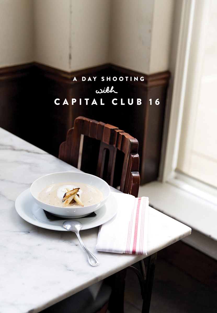 A Day with Capital Club 16  |  The Fresh Exchange