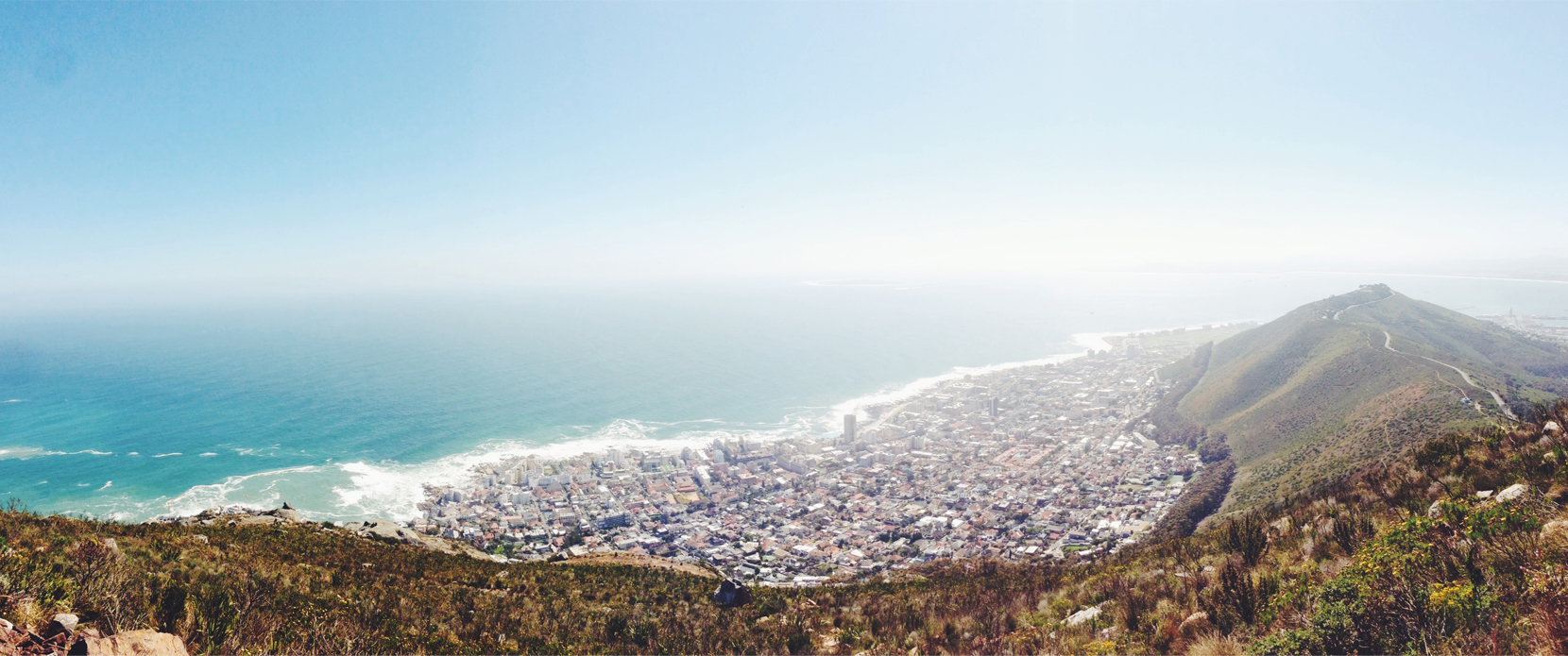 Cape Town: Day 3  |  The Fresh Exchange