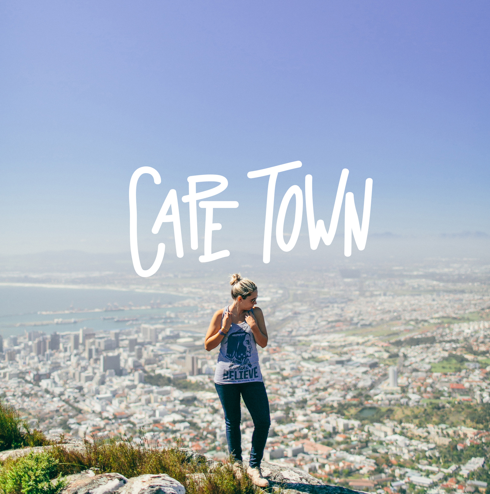 Cape Town Love - Collab of Wild Measure and Over | The Fresh Exchange