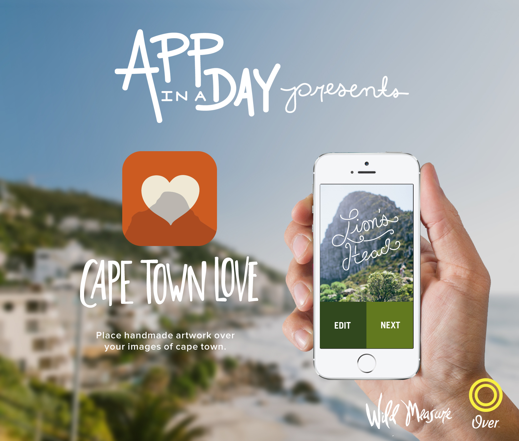 App In A Day: Cape Town Love | The Fresh Exchange
