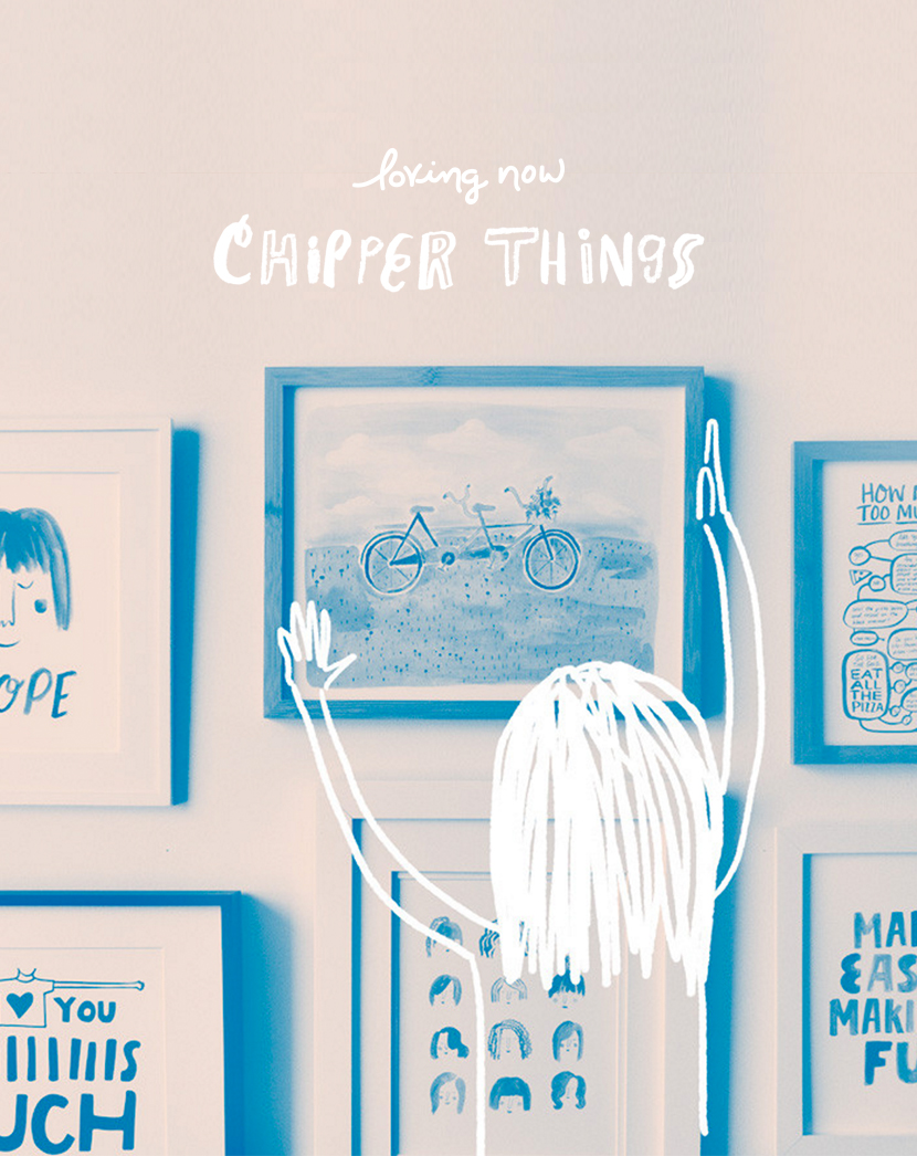 Loving Now: Chipper Things | The Fresh Exchange