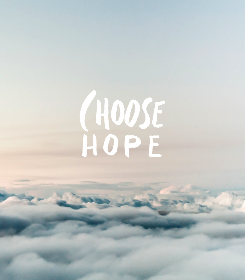 Choosing Hope | The Fresh Exchange