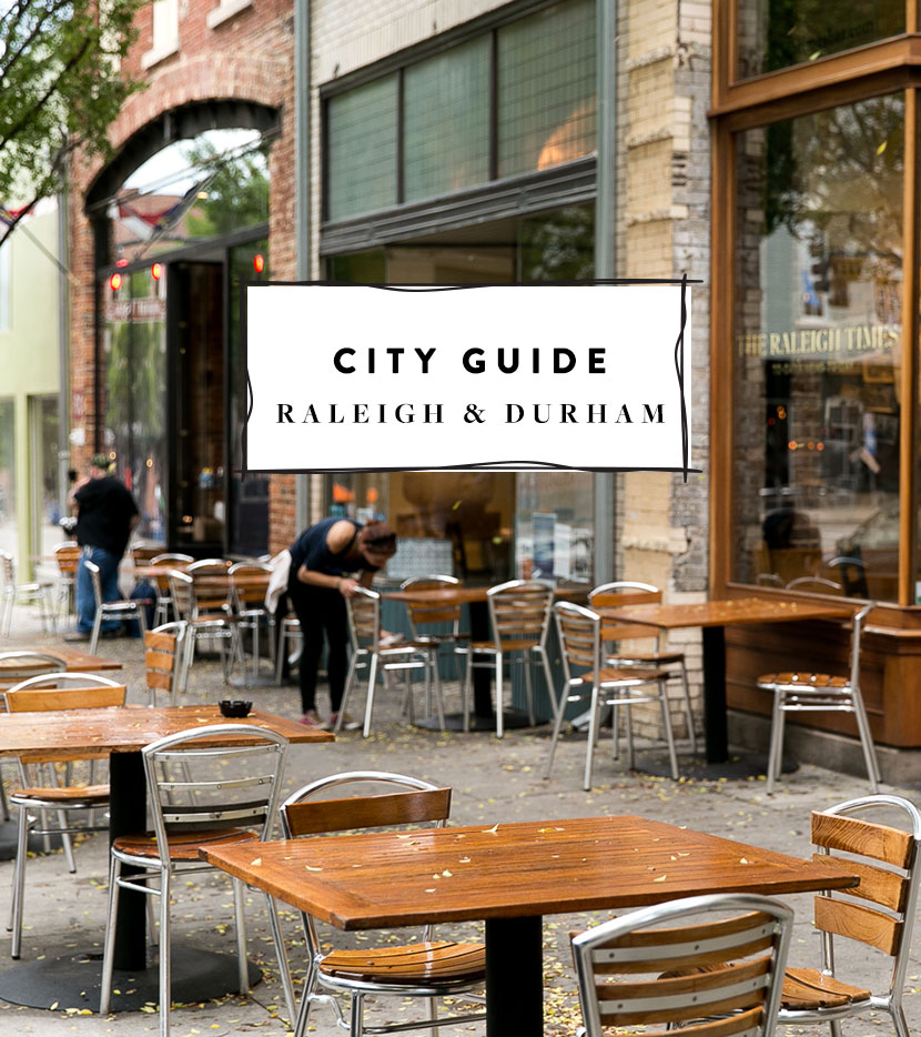 A City Guide for the Raleigh and Durham area of North Carolina. A full list of the best things to do, places to eat, and where to stay in Raleigh and Durham. Click the link for the complete list of places.