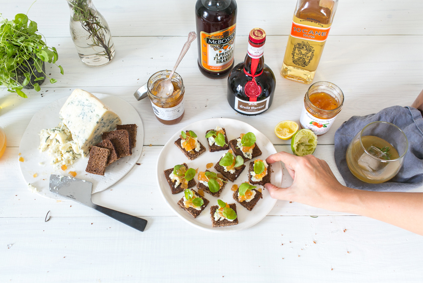 The Perfect Cocktail and Appetizer Pairing for Thanksgiving  |  The Fresh Exchange
