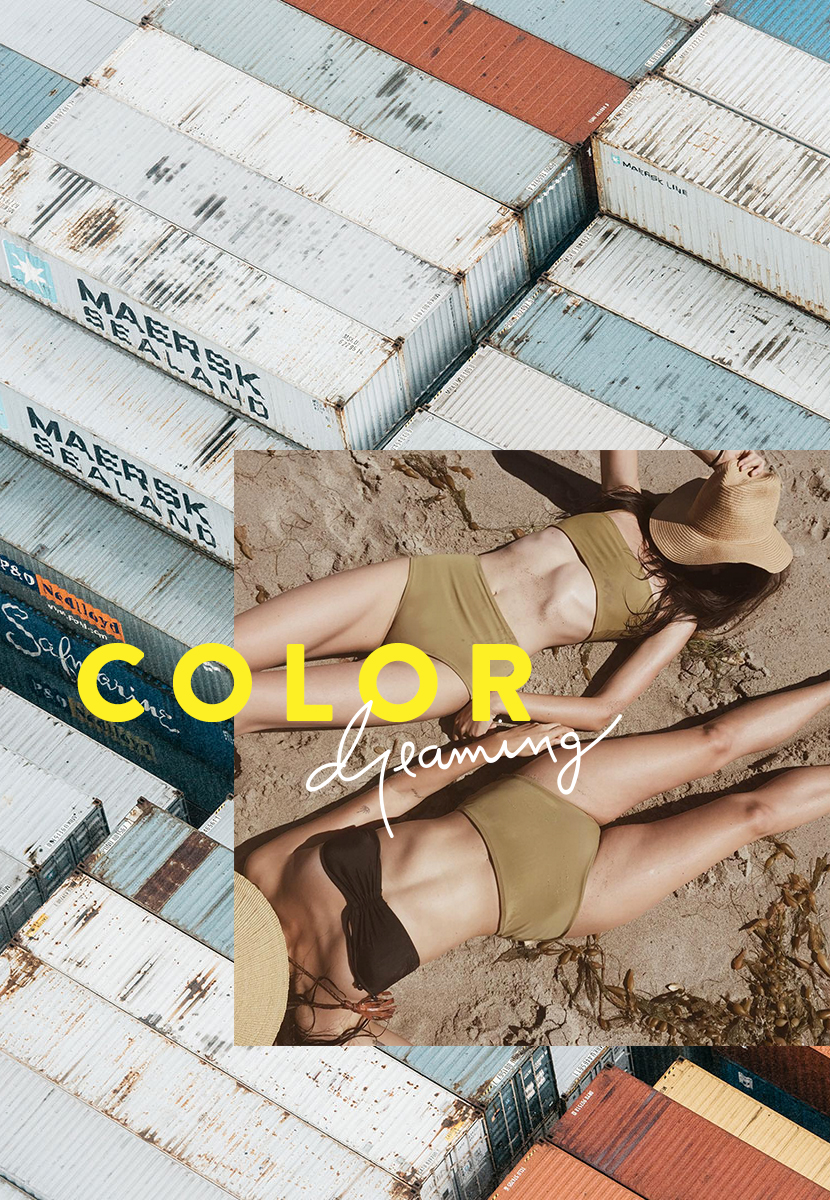 Color Dreaming | The Fresh Exchange