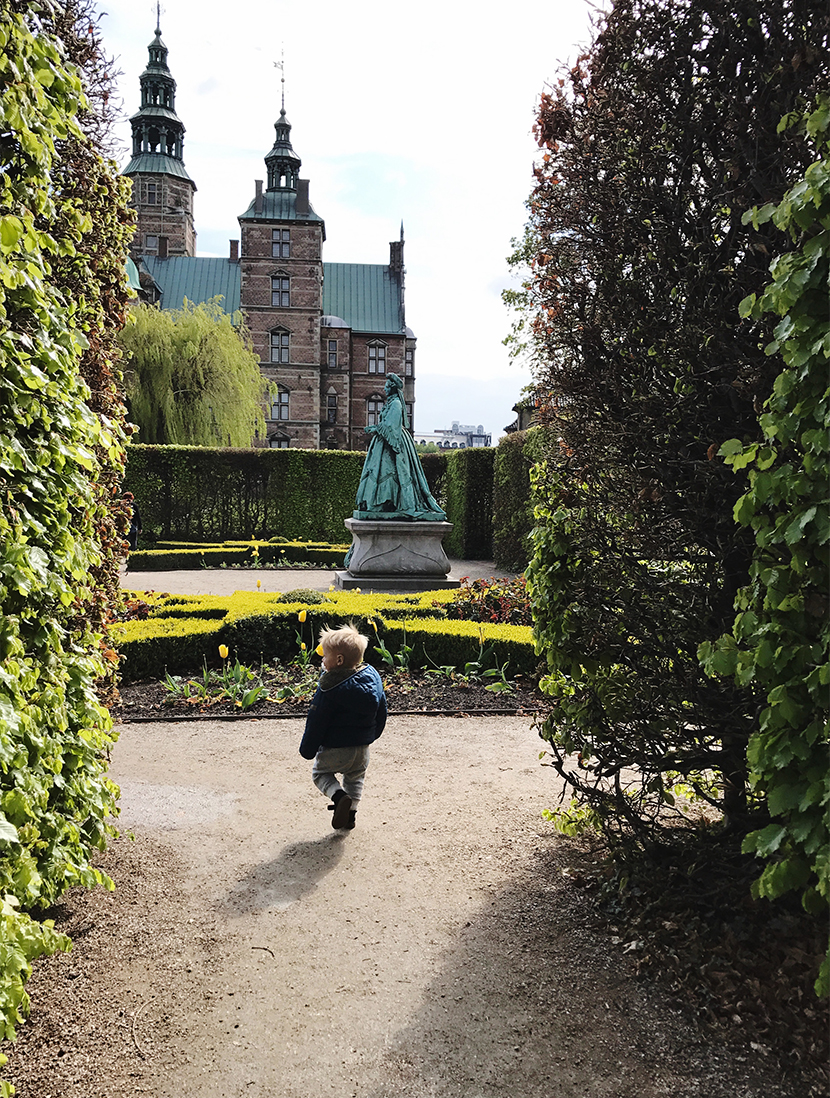 Traveling through Copenhagen, Denmark with a toddler. A City Guide of Copenhagen on The Fresh Exchange