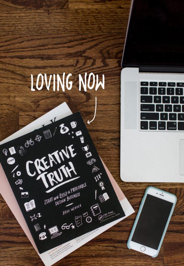 Loving Now: Creative Truth   The Fresh Exchange