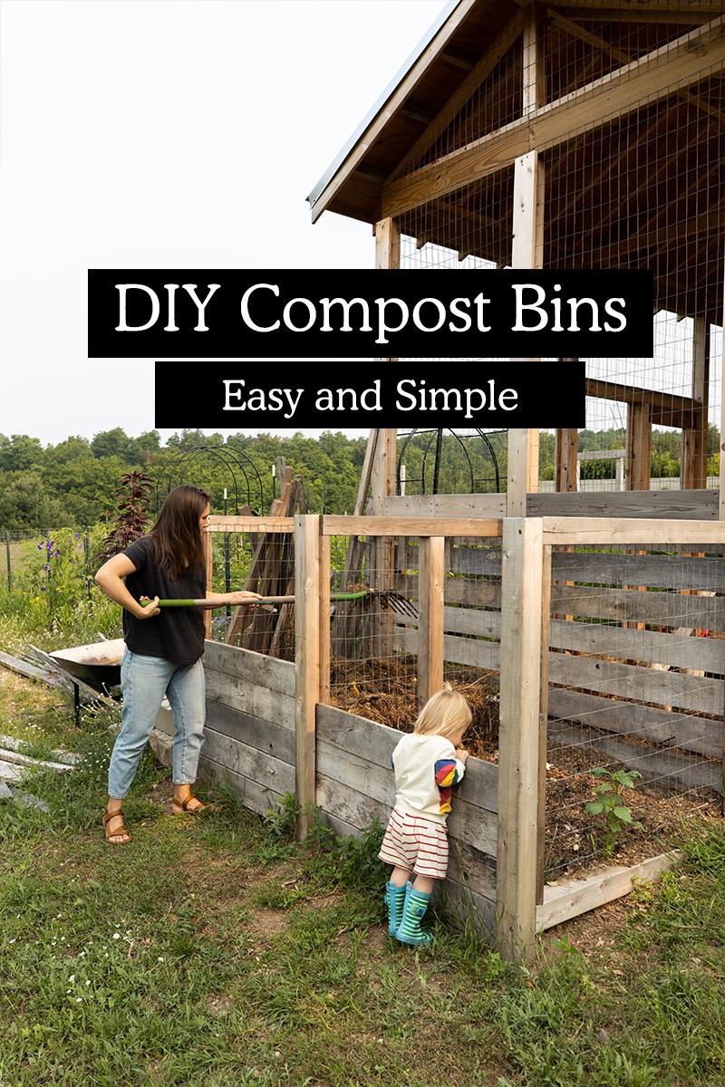 Compost Bin Idea