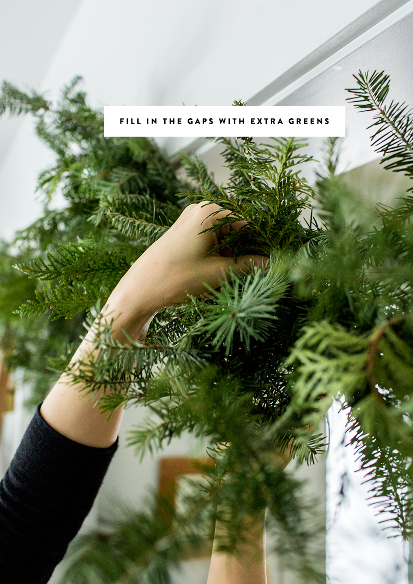 Holiday Diy Foraged Evergreen Garland Fresh Exchange