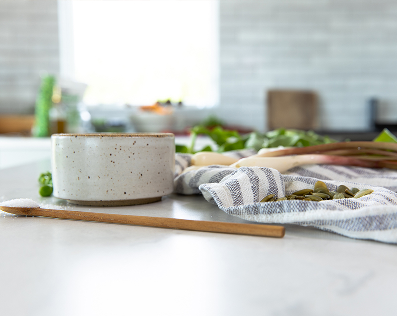 Dairy-Free Pesto recipe and suggestions for saving fresh herbs from the garden