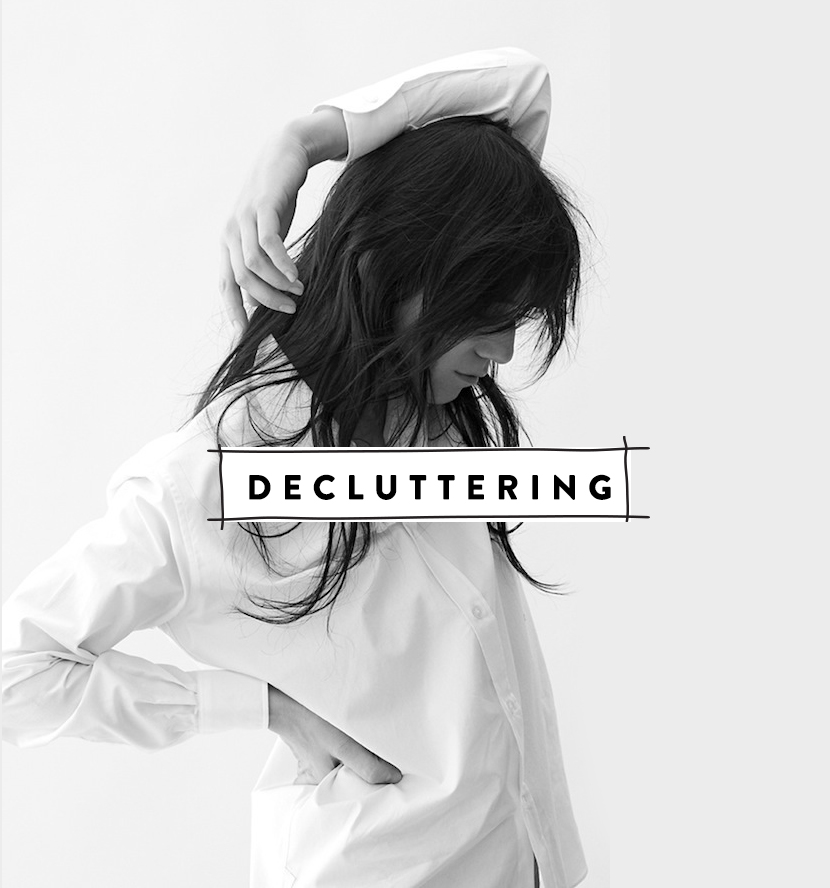 Decluttering  |  The Fresh Exchange