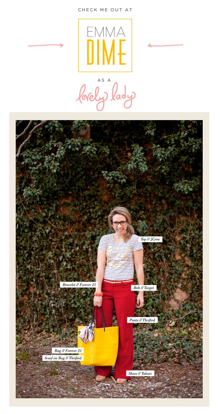 Megan Gilger, Traverse City, Michigan, Fashion Inspiration, Emmadime