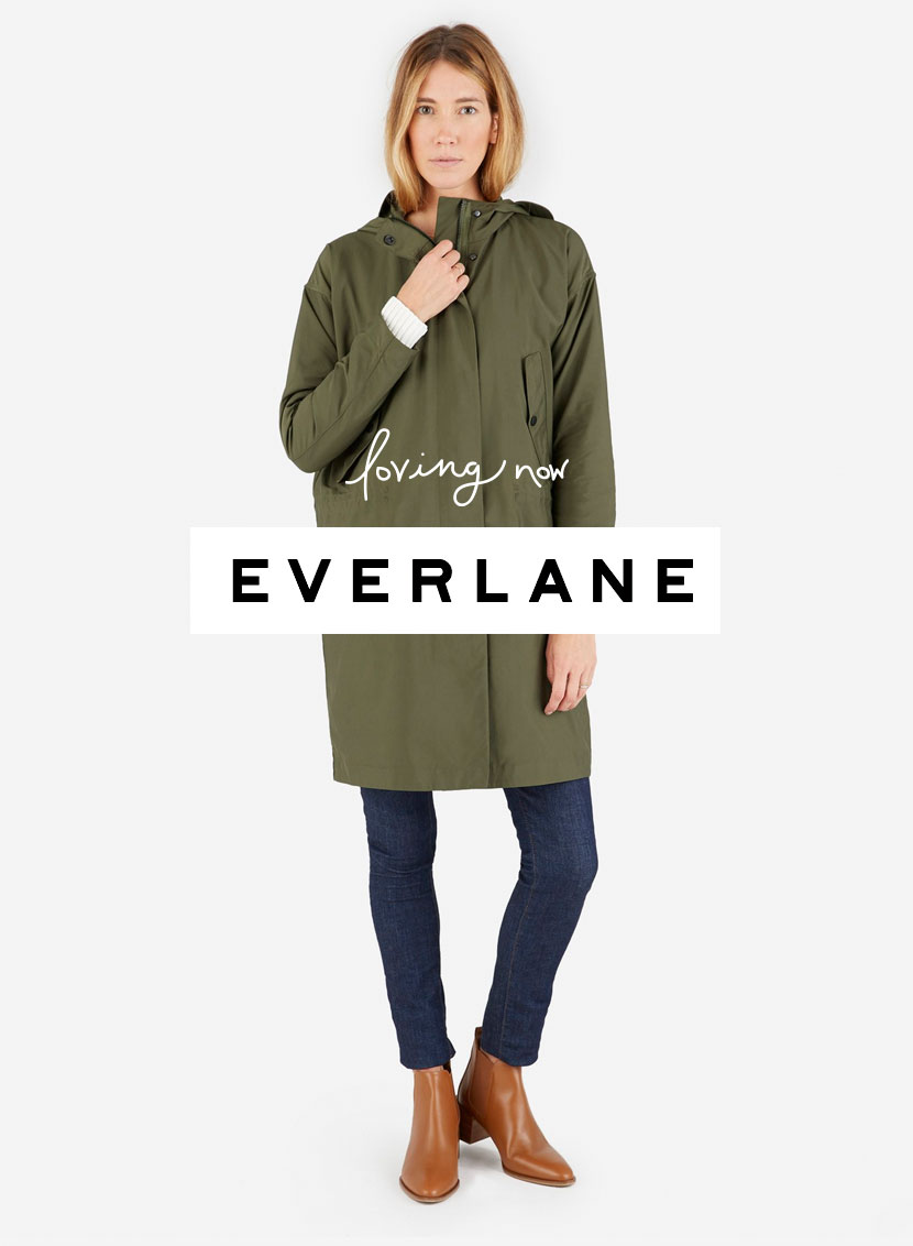 Loving Now: Everlane fall items | The Fresh Exchange